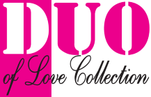 Duo of love collection trouwringen